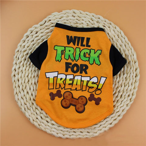 Halloween Doggie T-Shirt - Available in 2 Fun Styles