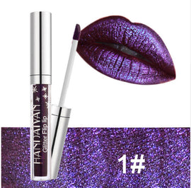 HANDAIYAN Liquid Glimmer Lipstick :: Available in 7 Colors!