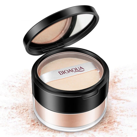 BioAqua Silky Soft Honey Powder