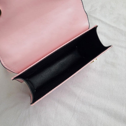 Kitty Pearl Crossover Shoulder Bag - Available in 5 Colors!