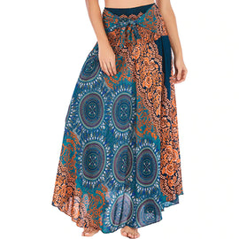 Gypsy Mandela Summer Maxi Skirt  : Available in 4 Colors