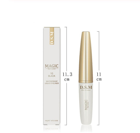 D.S.M New Item! MAGIC Pro Series Waterproof Laser Perfect Eye Liner