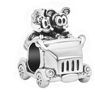 Mickey & Stuff Collection  -  European Pandora Style Beads