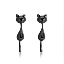 Naughty Cat Collection :: Bird Watching - Genuine 925 Sterling Silver
