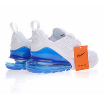 Nike Air Max 270 Color Bonanza! White & Blue