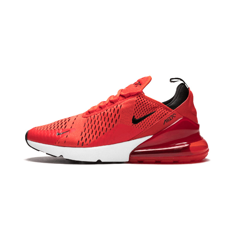 Nike Air Max 270 Men's Running Shoes - Red/Black :: BEST SELLER!