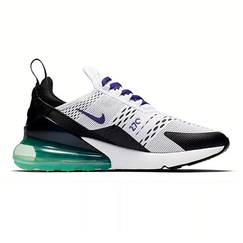 Nike Air Max 270 Women's Running Shoe's -Green/Black/White