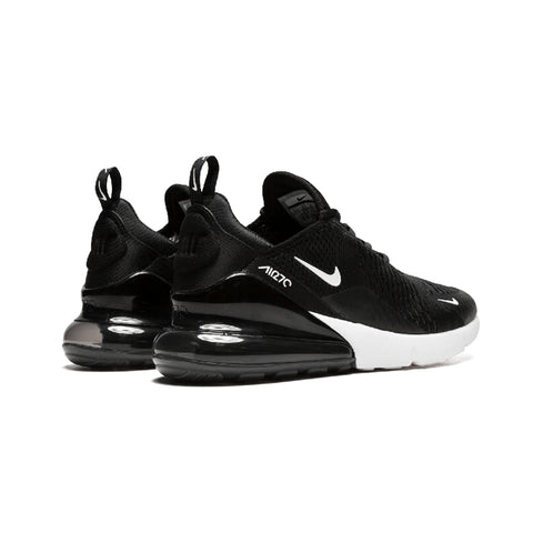 Nike Air Max 270 Men's Running Shoes -Black/White
