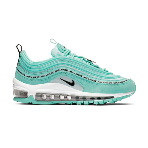 "Nike Air Max 97 ""Have A Nice Day"" Women's Running/Tennis Shoes - Teal"
