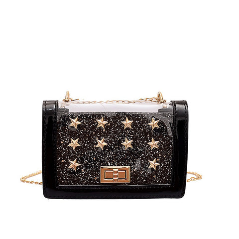 Seeing Stars Cross Body Shoulder Bag - Available in 4 Colors!