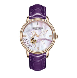 Reef Tiger - Love Note -  Luxury Ladies Fashion Watch