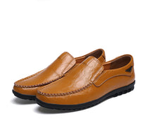 Style 101 Men's English Style Casual Loafers :: Available in 3 Colors