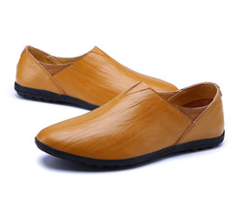 Style 106 Men's Genuine Leather European Loafer  :: Available in 3 Colors