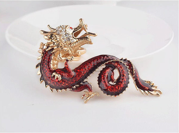 Style 1111 Chinese Dragon Bag Charm