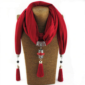 Style 121 Moroccan Tassels :: Available in 4 Colors