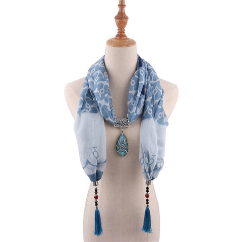Style 122 Sea Spirit Fashion Scarf :: Available in 6 Colors