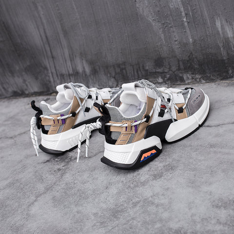 Style 123 Luxury Designer Italian Style Sport Sneakers  :: Available in 2 Colors