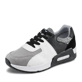 Style 126 Hand Crafted Genuine Leather Sports Sneakers   :: Available in 4 Colors