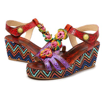 Style 1725 Bohemian Summer Collection - Style 1724 Boho Fiesta Sandals