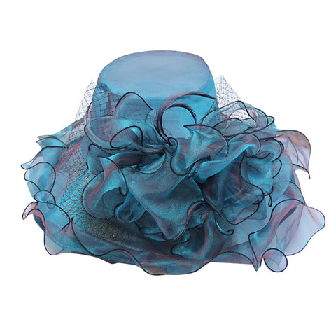 Style 226 Fancy Kentucky Derby Hat  - 9 Colors