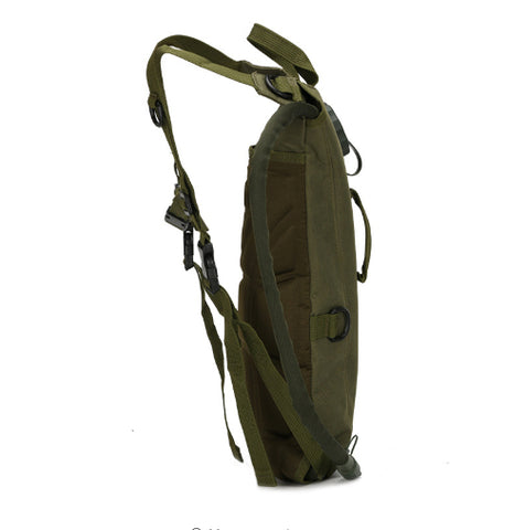 Style 240 Tactical Camel-Back Pack :: Available in 4 Colors