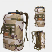 Style 242 Premium Military Style Tactical Canvas Duffel Bag :: Available in 7 Colors