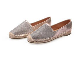 So Much Bling Sparkling Espadrilles