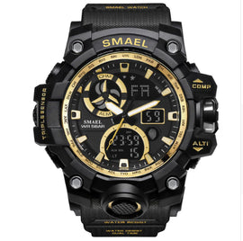 Style2315 SMAEL Men's Back-light Digital Military Style Watch  - Available in 7 Colors