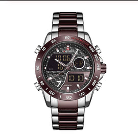 Style 4424 NaviForce® Men's Tachymeter Military/Sports Watch :: Available in 5 Colors