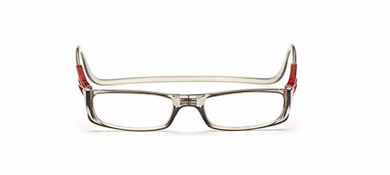 Style 8822 Unisex Adjustable Neckband Reading Glasses :: Available in 8 Colors
