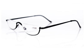 Style 8824 Men's  Ultra-light Metal Frame Reading Glasses :: Available in 4 Colors