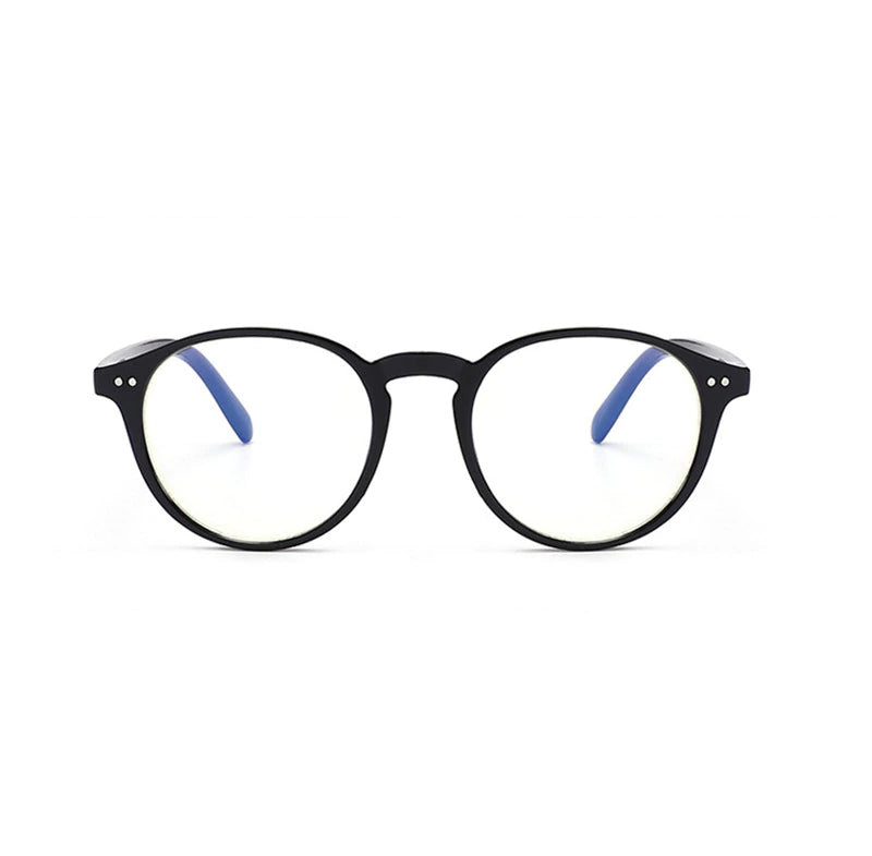 Style 8827 Unisex Trendy Round Reading Glasses   :: Available in 4 Colors