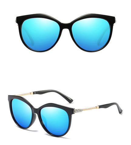 Style 9907 Crystal Studded Glamour Fashion Sunglasses   :: Available in 5 Colors