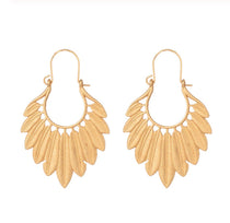 La Bohem Collection  - Golden Feathers