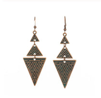 La Bohem Collection  - Geo Tribal Triangles - Available in 2 Styles