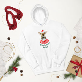 Merry Christmas Bitches Unisex Hoodie