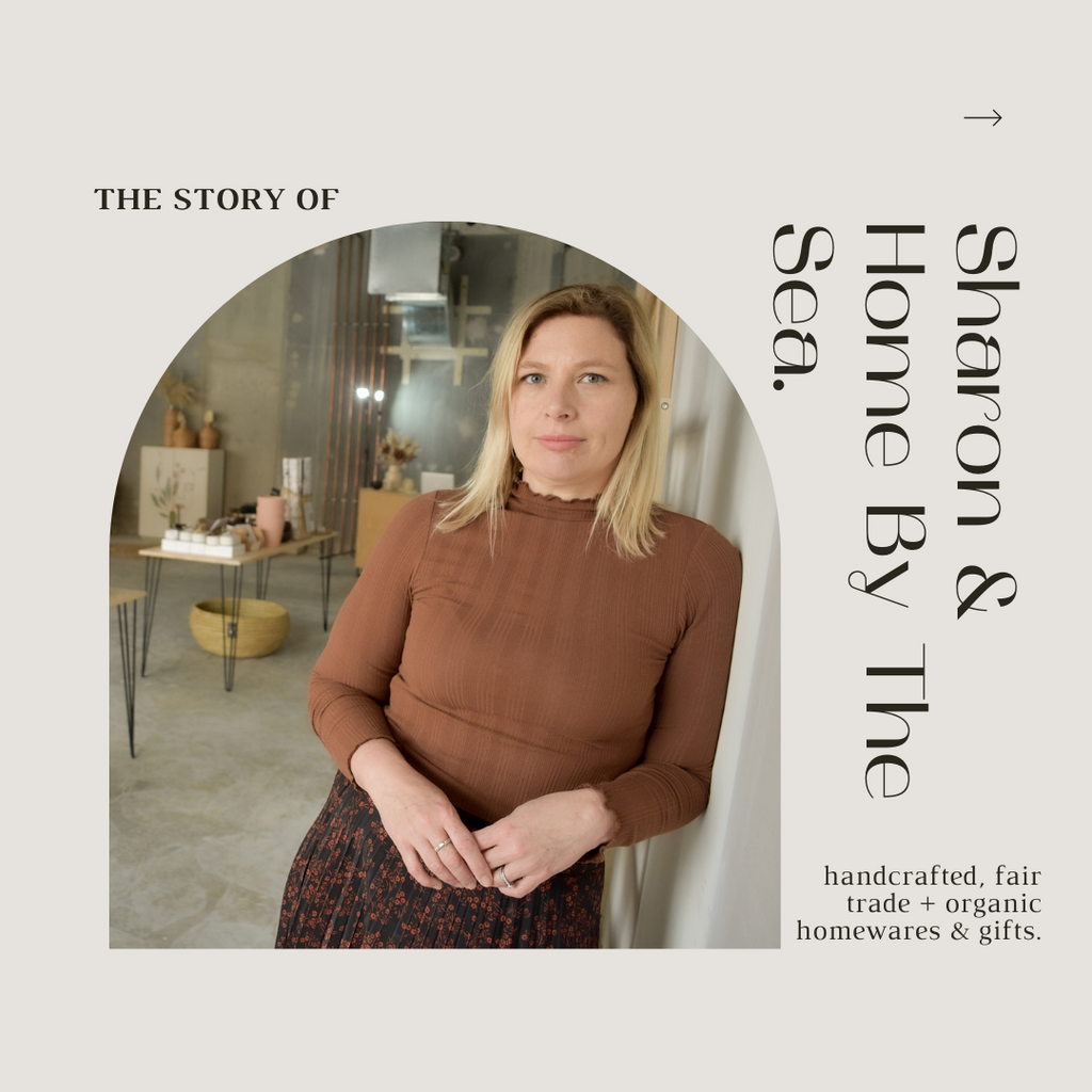 The Story of Sharon & Home By The Sea