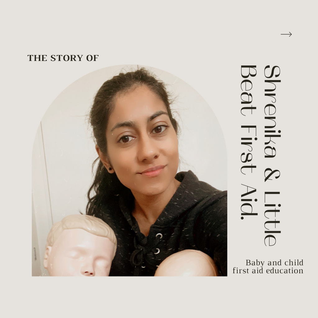 The Story of Shrenika & Little Beat First Aid