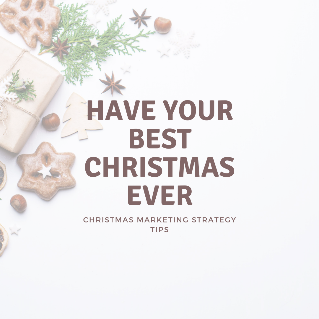 Create your best Christmas yet