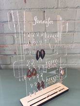 Load image into Gallery viewer, Jewelry Stand - Personalized w/Name