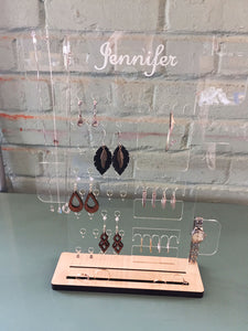 Jewelry Stand - Personalized w/Name
