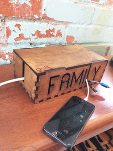Power Cords-Be-Gone Box
