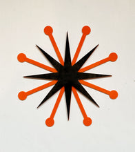 Load image into Gallery viewer, Mid-Century Modern Starburst Wall Decor - 2 toned