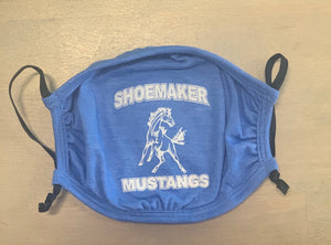 Shoemaker Elementary Face Cover