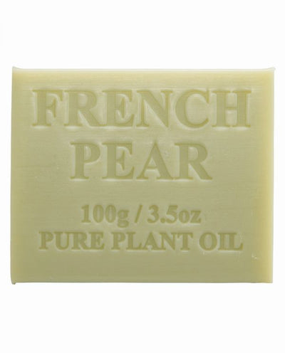 Australian Made Soap 100g - French Pear