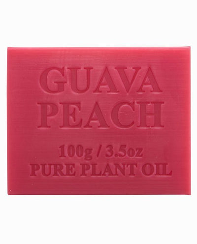 Australian Made Soap 100g - Guava & Peach