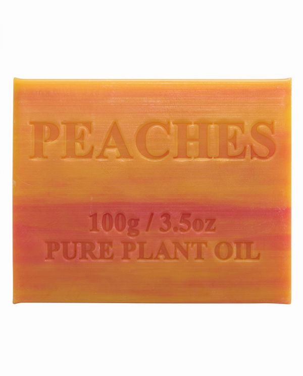 Australian Made Soap 100g - Peaches