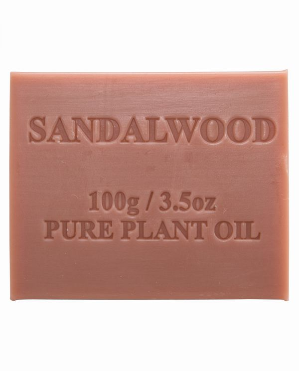 Australian Made Soap 100g - Sandalwood