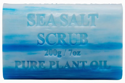 Australian Made Soap 200g - Sea Salt Scrub