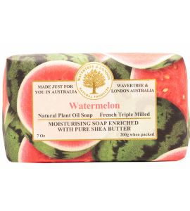 Wavertree & London Soap - Watermelon
